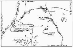 22 best rockhounding oregon images rock hunting oregon map