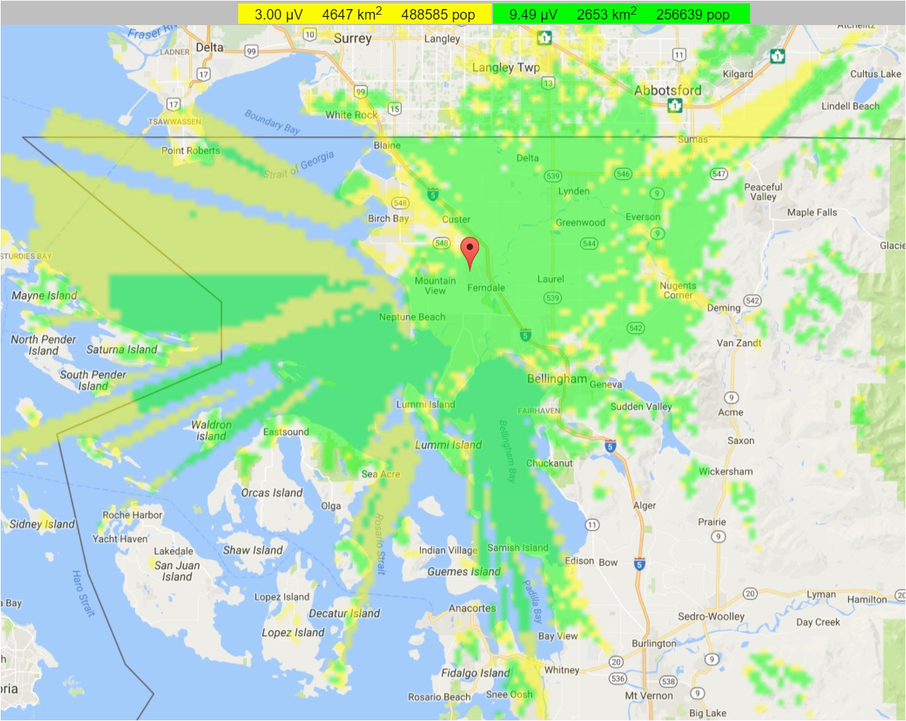 pnw pacific northwest dmr repeater listing page