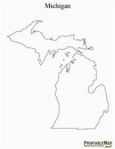 Show Me the Map Of Michigan 10 Best Map Of Michigan Images Map Of ...