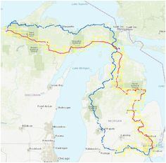 8 best trails iron belle and other trails in michigan images