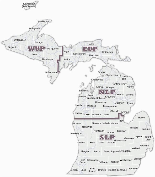 dnr snowmobile maps in list format