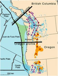 8 best earthquake images cascadia subduction zone pacific