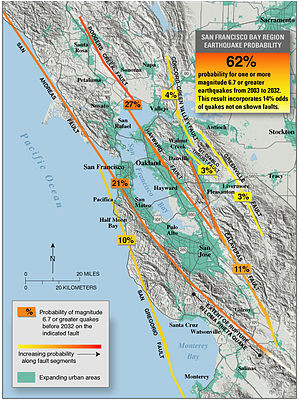 california map fault lines hayward fault zone travel maps and