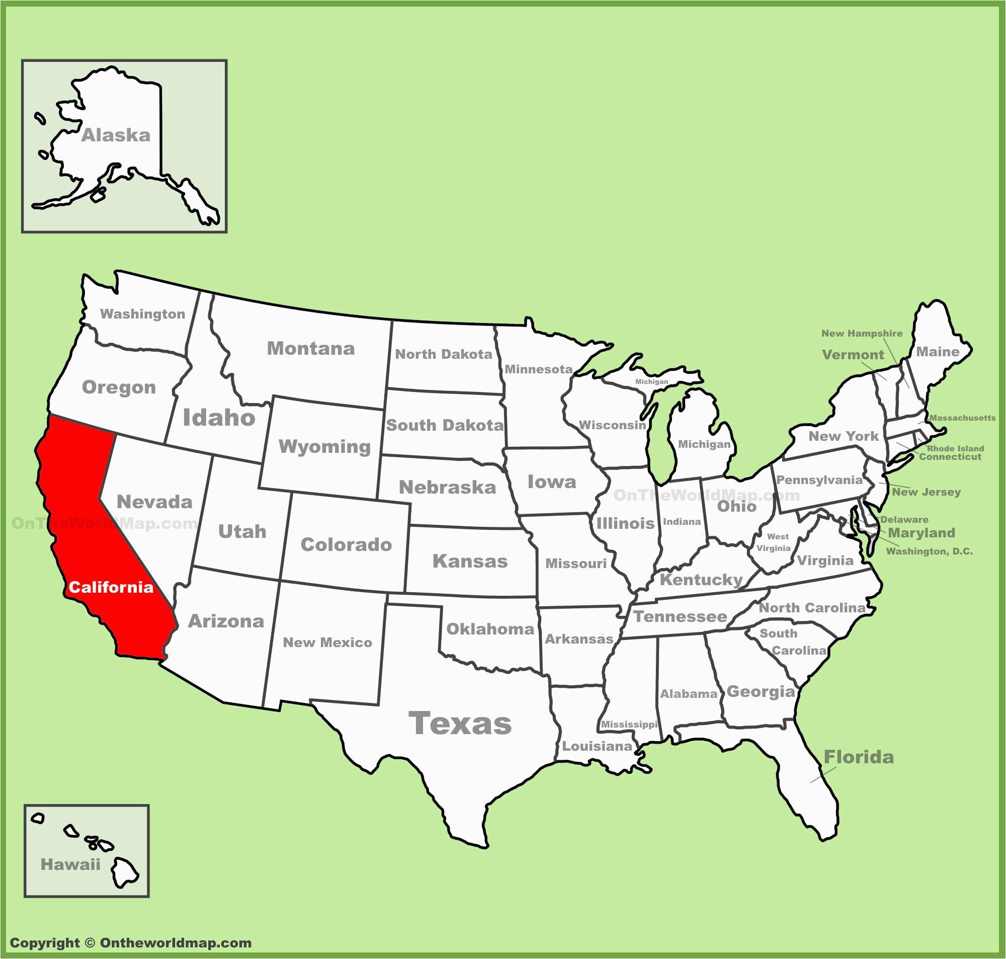 University Of California Riverside Map California State Maps ...