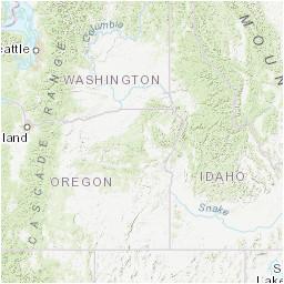 Usgs Earthquake Map oregon Pnsn Pacific northwest Seismic Network