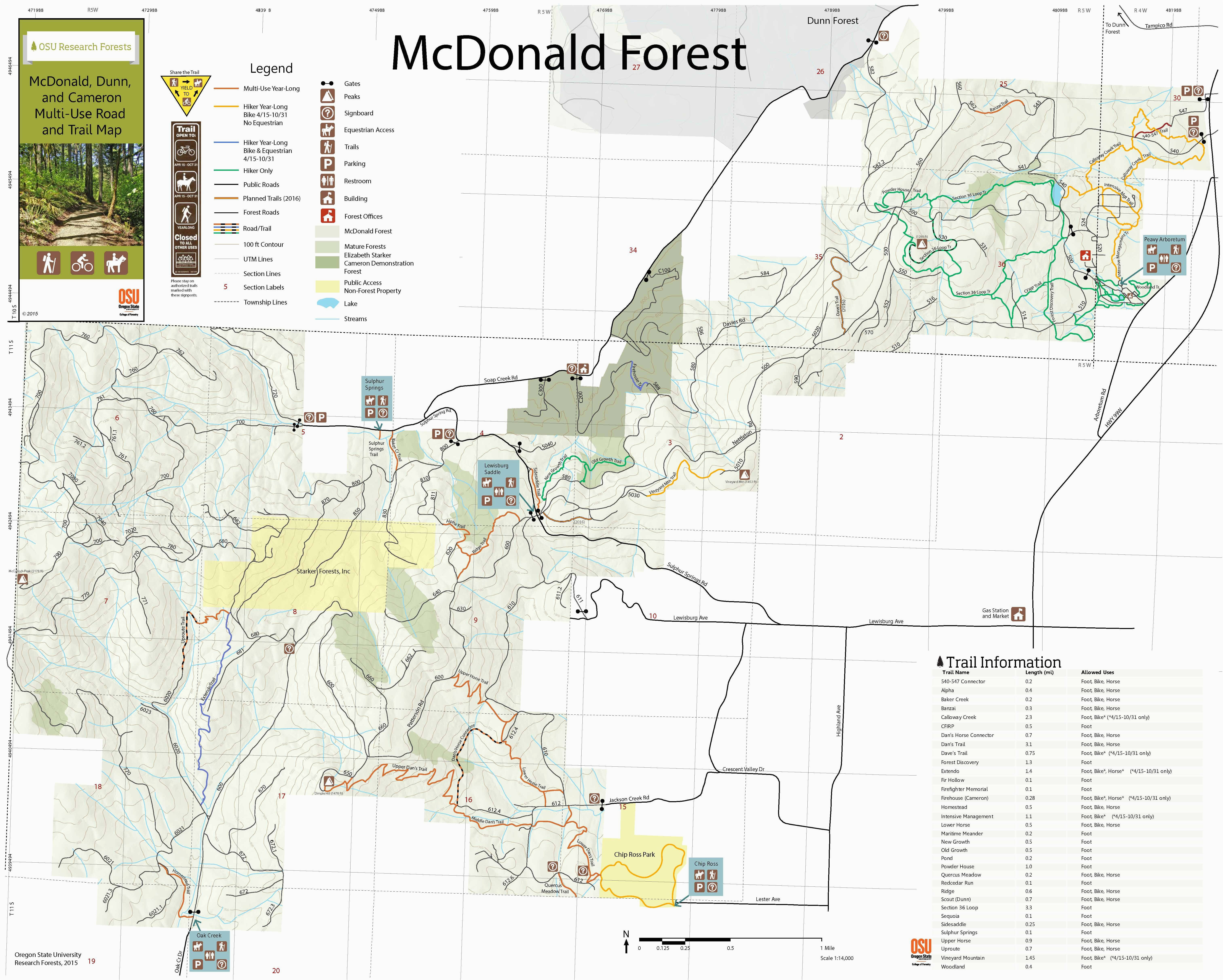 pin by suzy patton on corvallis trail maps forest map trail maps