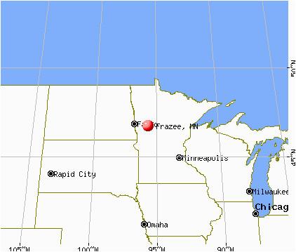 frazee minnesota mn 56544 profile population maps real estate