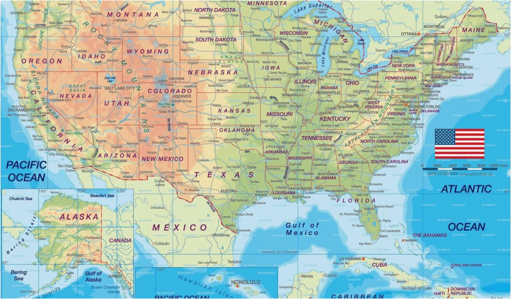 map of georgia and surrounding states fantastic united states vector