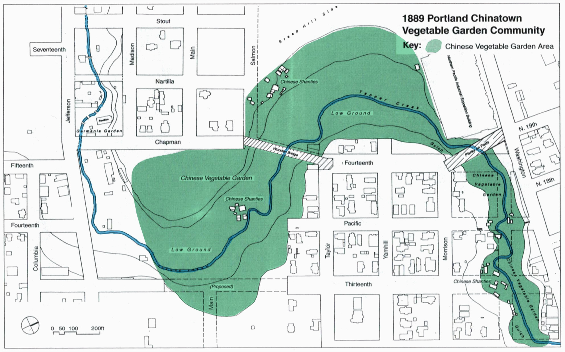 portland hidden hydrology