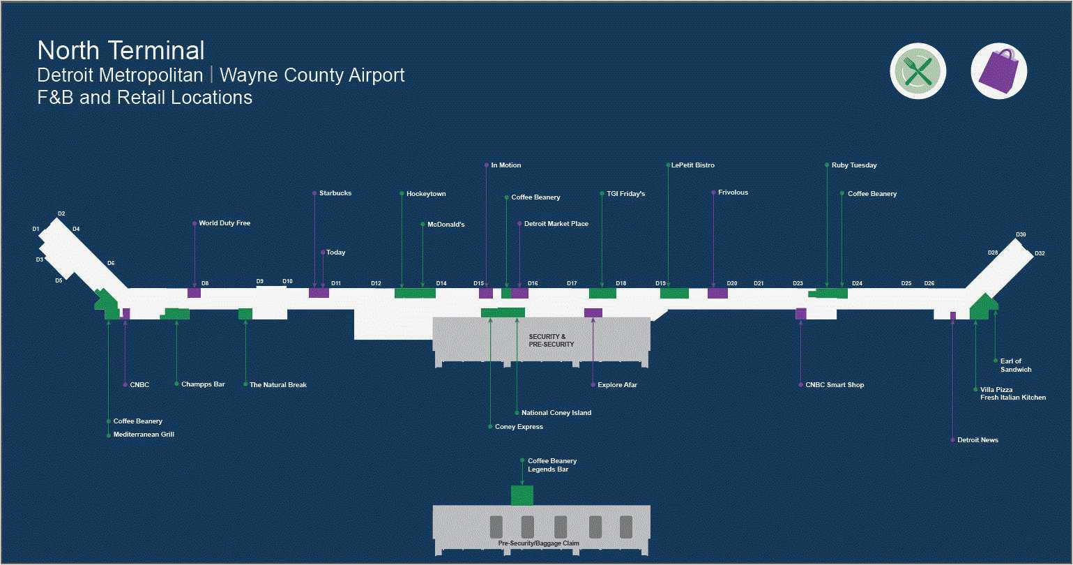 cleveland ohio airport map cleveland airport map luxury detroit