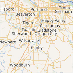 Canby Oregon Map Category Boring Oregon Wikimedia Commons