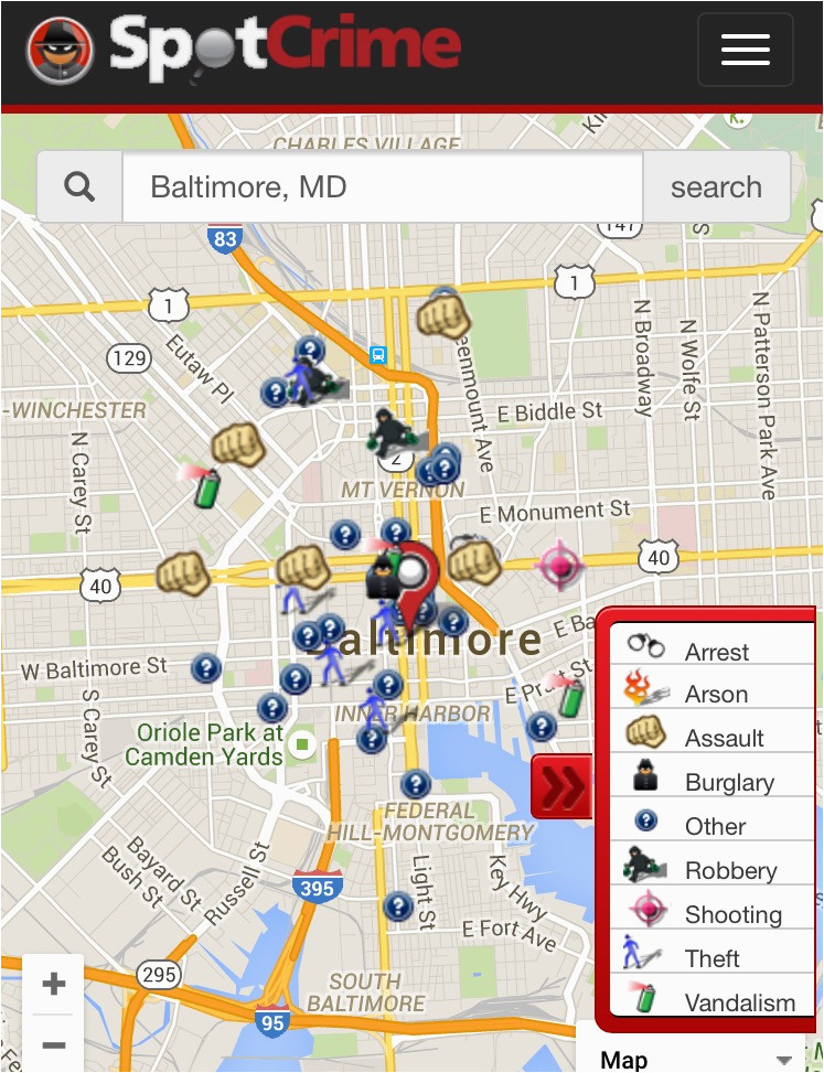 crime in purchase purchase ny crime map spotcrime