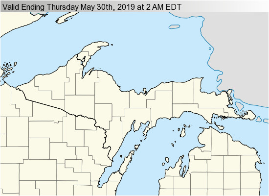 nws marquette winter weather monitor