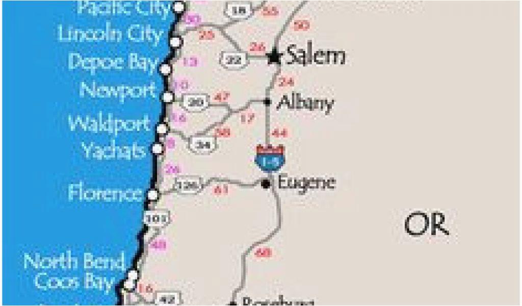 Depoe Bay Oregon Map Depoe Bay oregon Map | secretmuseum