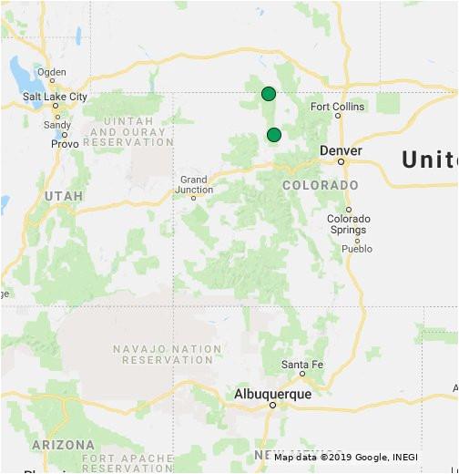 google map colorado springs colorado current fires google my maps