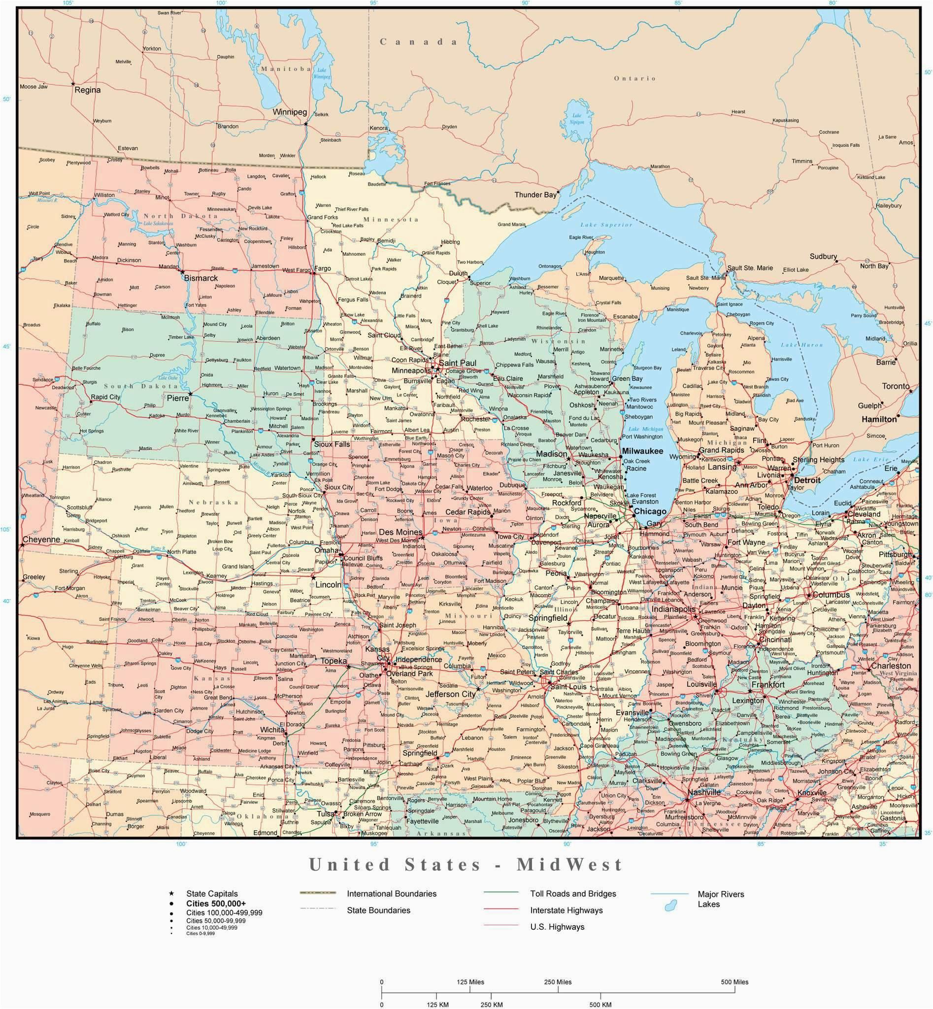 Minnesota Road Conditions Map Iowa Minnesota Road Conditions Map Usa Midwest Region Map with
