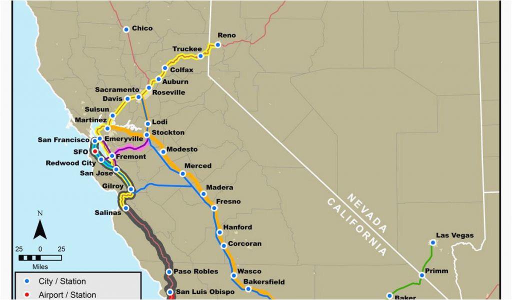 southern california amtrak map california amtrak route map www