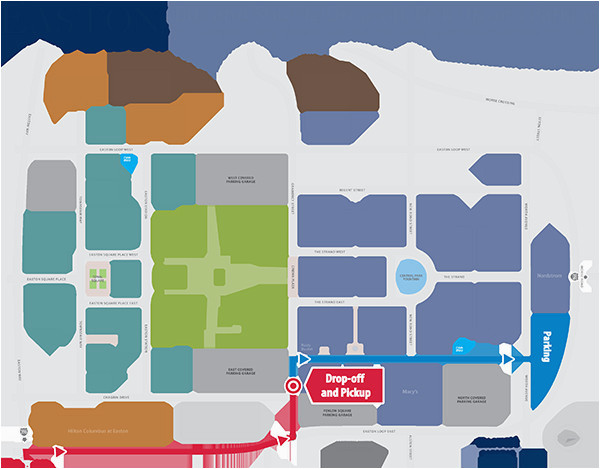easton ohio map secretmuseum