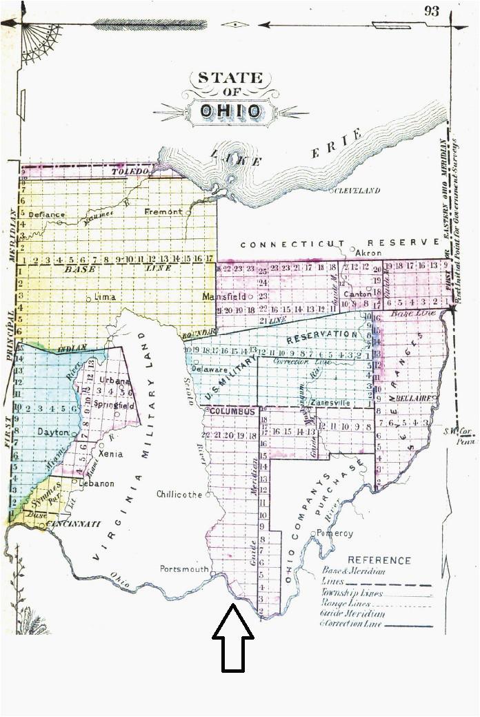 map mansfield ohio secretmuseum