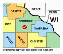 goodhue county minnesota genealogy genealogy familysearch wiki
