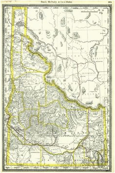14 inspiring oregon images oregon antique maps old maps