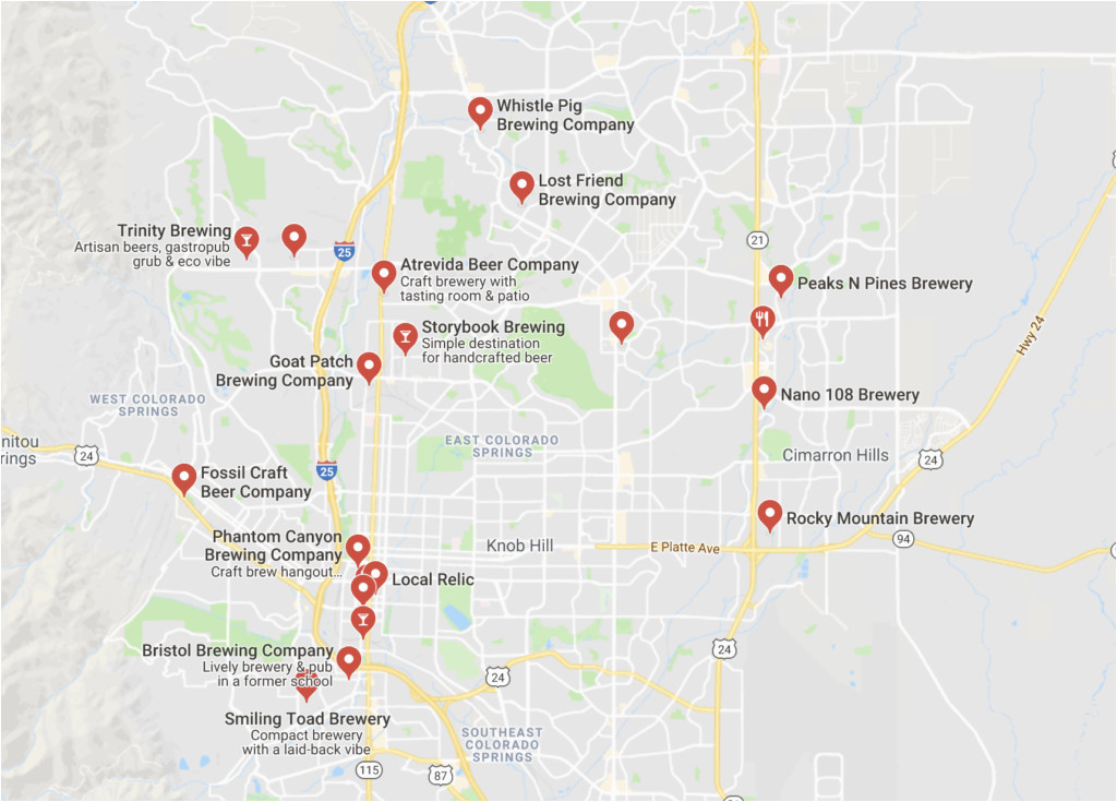 Map Of Oregon Breweries Beer Archives A Power Couple Life