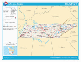 Map Of Sevierville Tennessee Tennessee Wikipedia