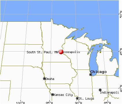 south st paul minnesota mn 55075 profile population maps real