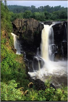 28 best waterfalls in mn images lake superior north shore