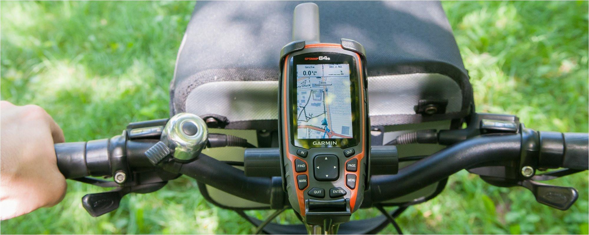 a garmin gpsmap 64s test robustes outdoor gps gerat