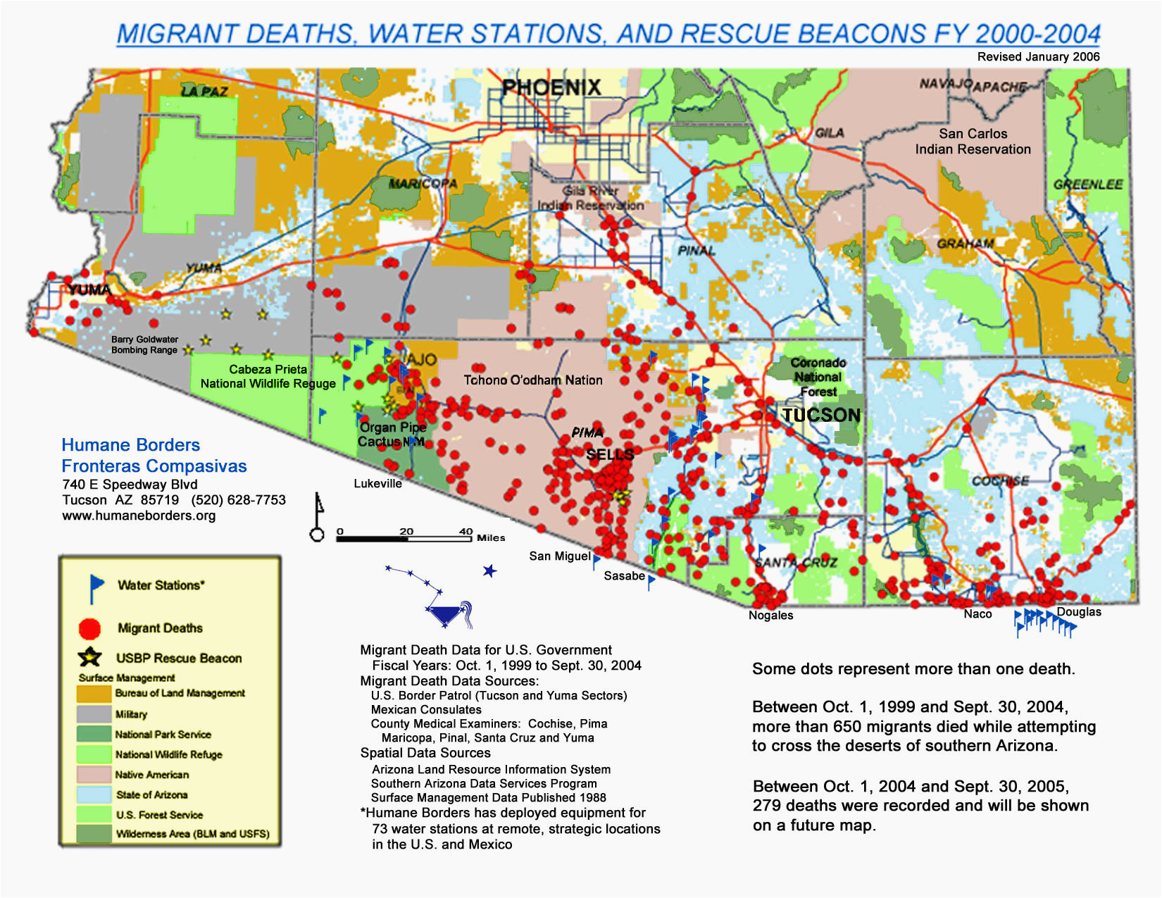 map of arizona and mexico border us mexico border map best of map