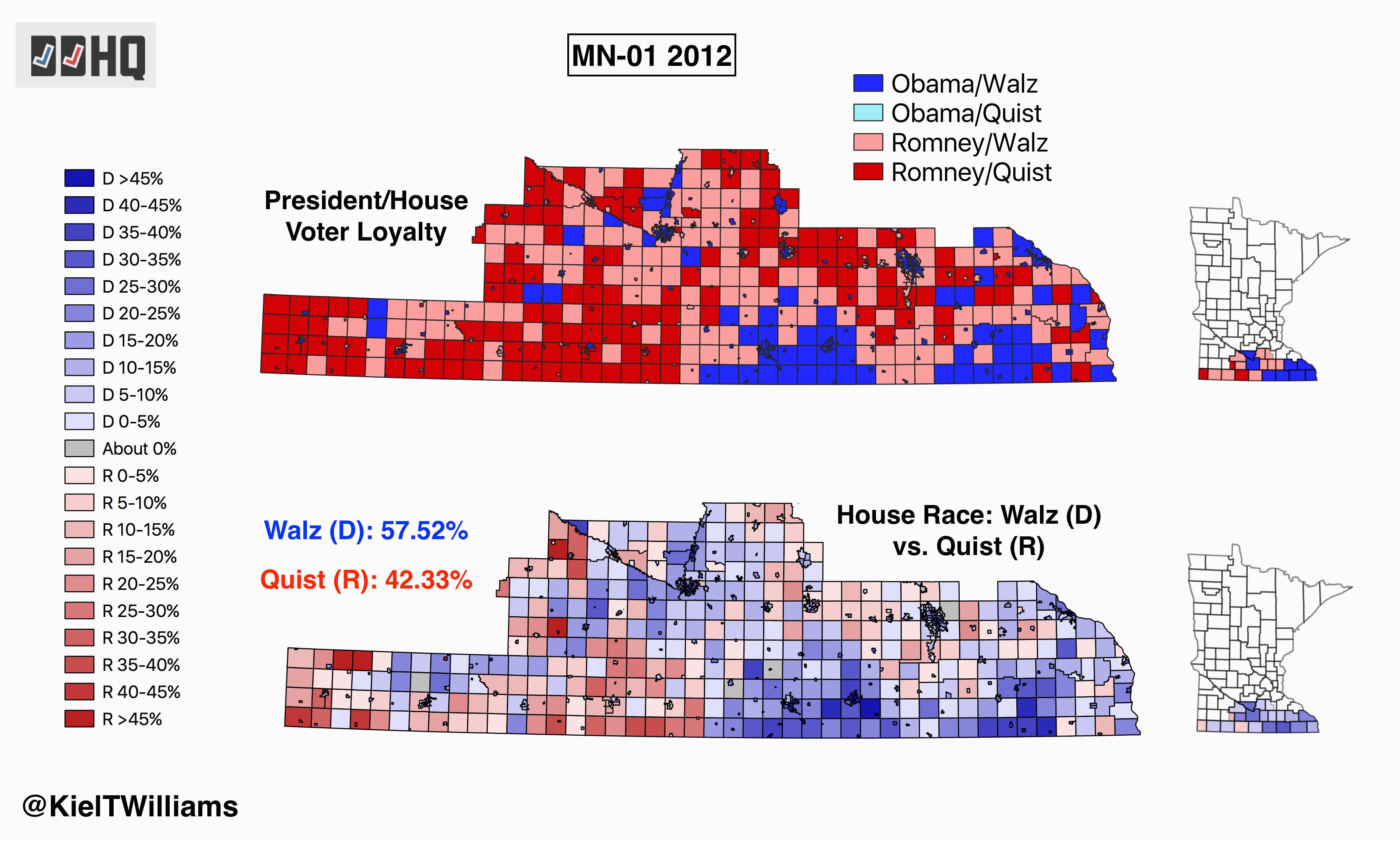 minnesota s competitive 1st congressional district decision desk hq