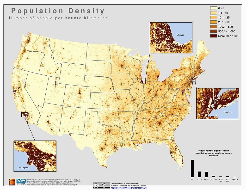 maps a u s census grids sedac