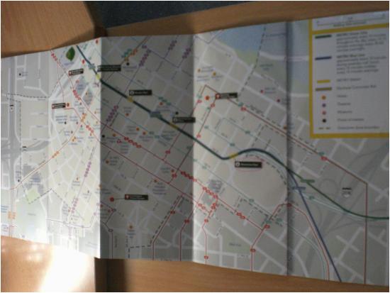 map route picture of metro blue line minneapolis tripadvisor