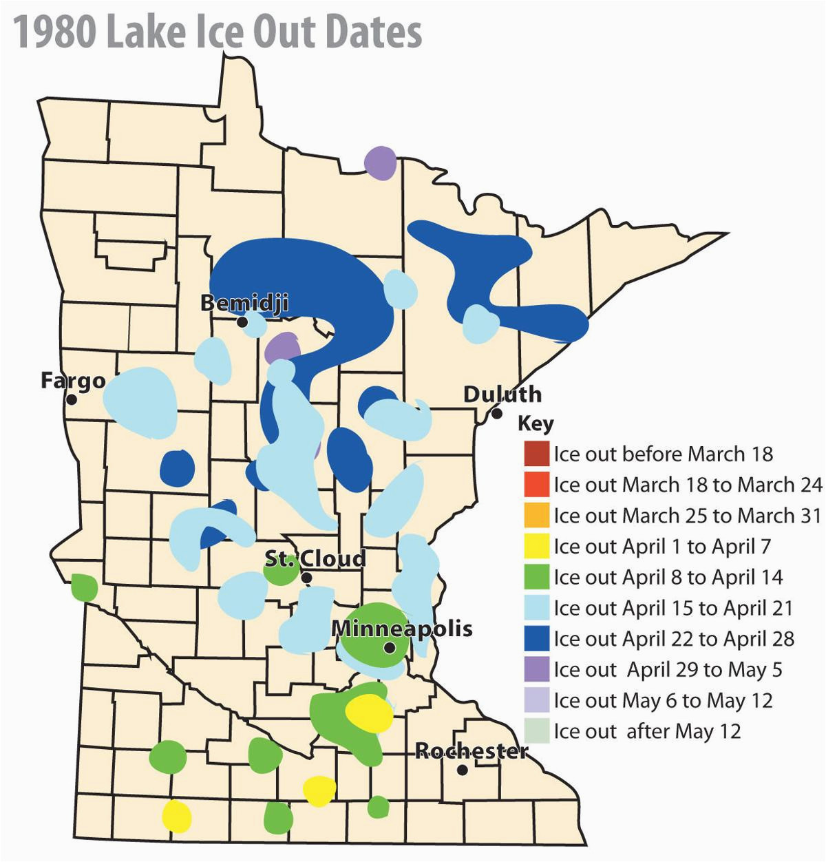 with climate change minnesota will not be as we know it local
