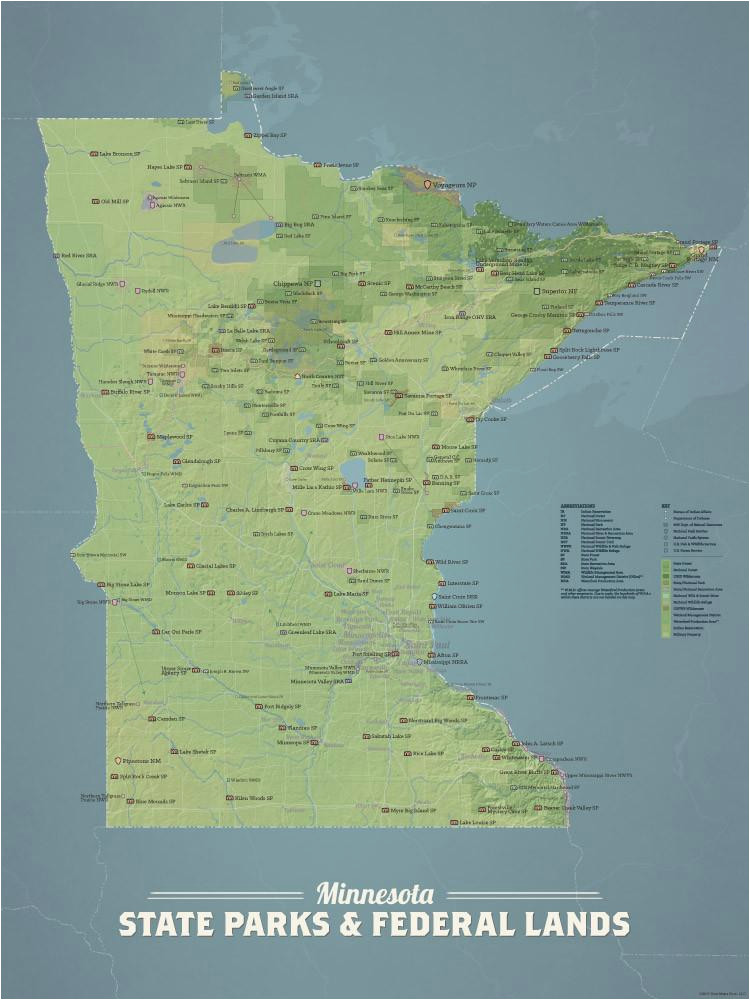 state parks best maps ever