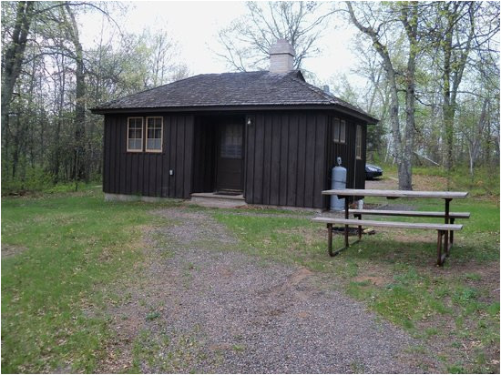 Minnesota State Park Camper Cabins Map Secretmuseum