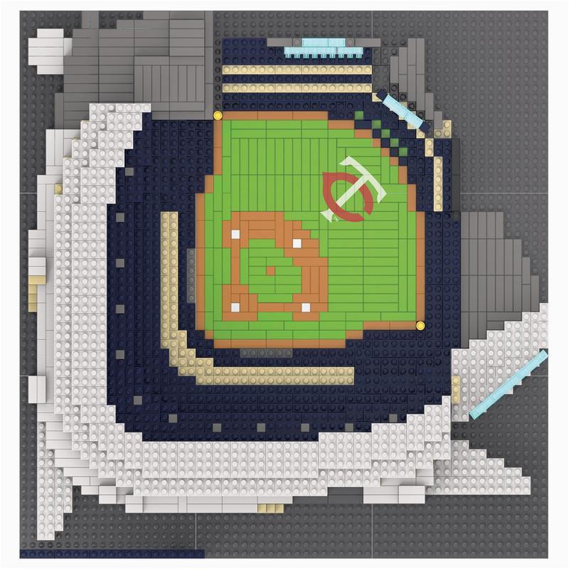 minnesota twins mlb brxlz stadium target field