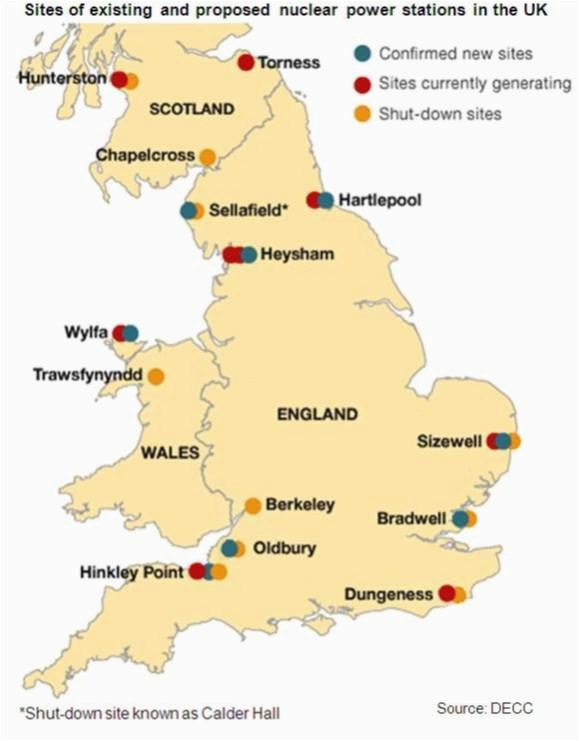Map Of Uk Power Stations.Nuclear Power Plants In Oregon Map Can The Uk Survive Fracking In