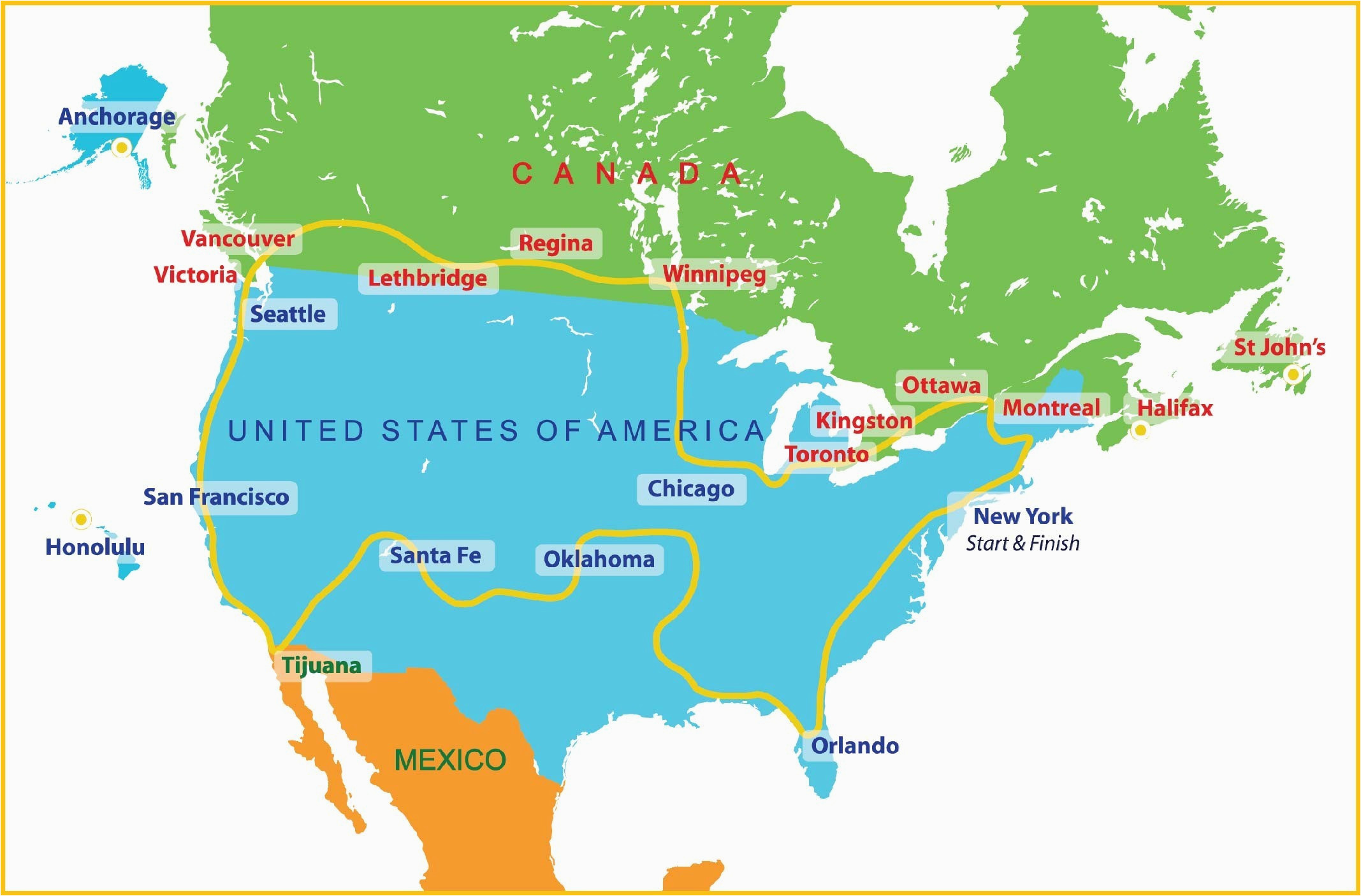 Map Of New York And Ohio.Ohio New York Map Us And Canada City Map Refrence Canada Map With