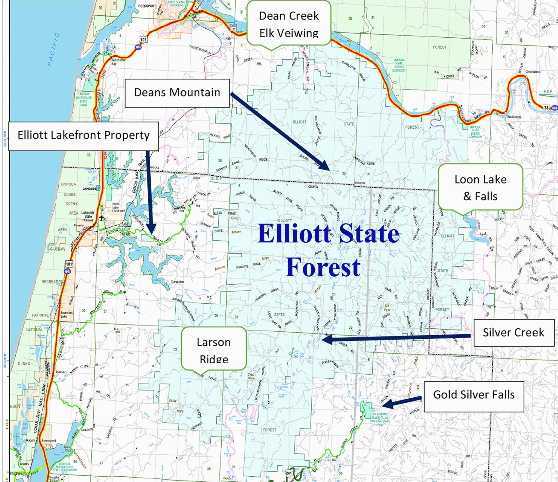 orww elliott state forest 2018 swocc draft recreation plan chapter