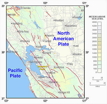 hayward fault zone wikipedia