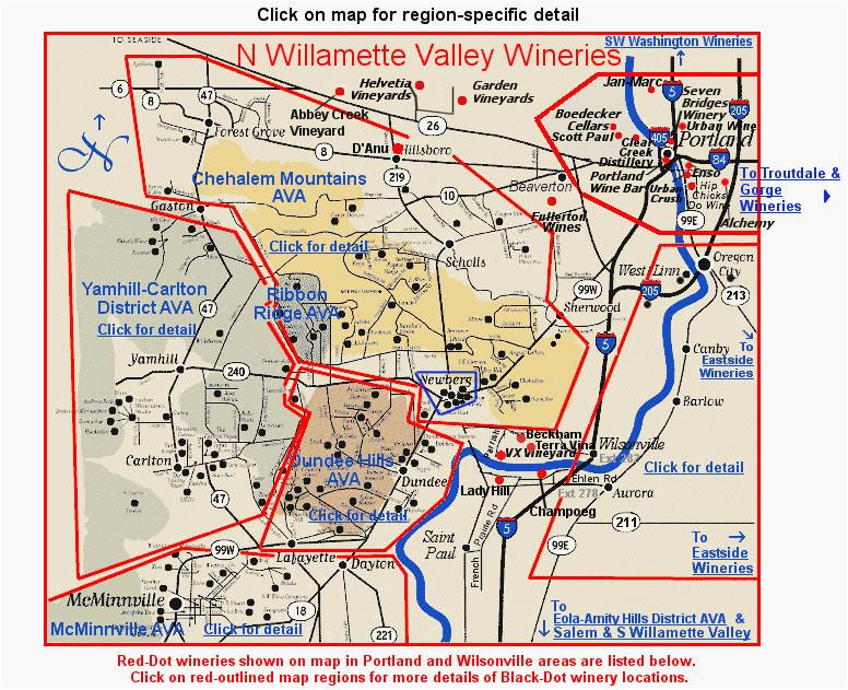 oregon wine country map pdf oregon winery map compressportnederland