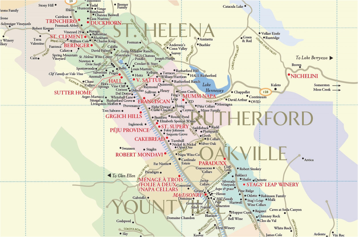 Oregon Wine Country Map Pdf Map Of Wine Country In