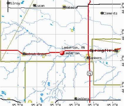 lamberton minnesota mn 56152 profile population maps real