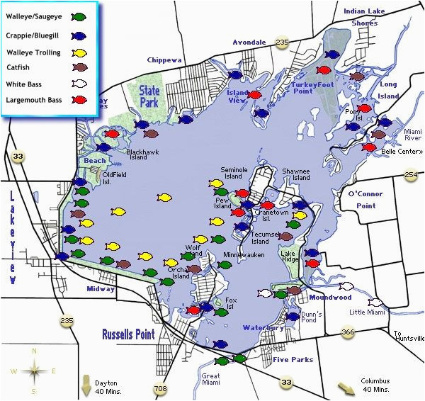 indian lake indian lake fishing map family trips fishing maps