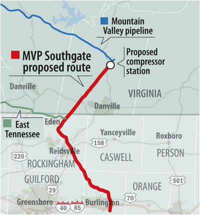 new gas pipeline proposed in rockingham alamance counties news