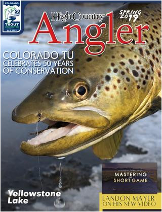 high country angler spring 2019 by high country angler issuu