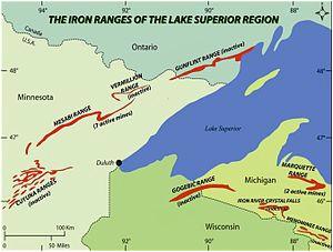 iron range wikipedia
