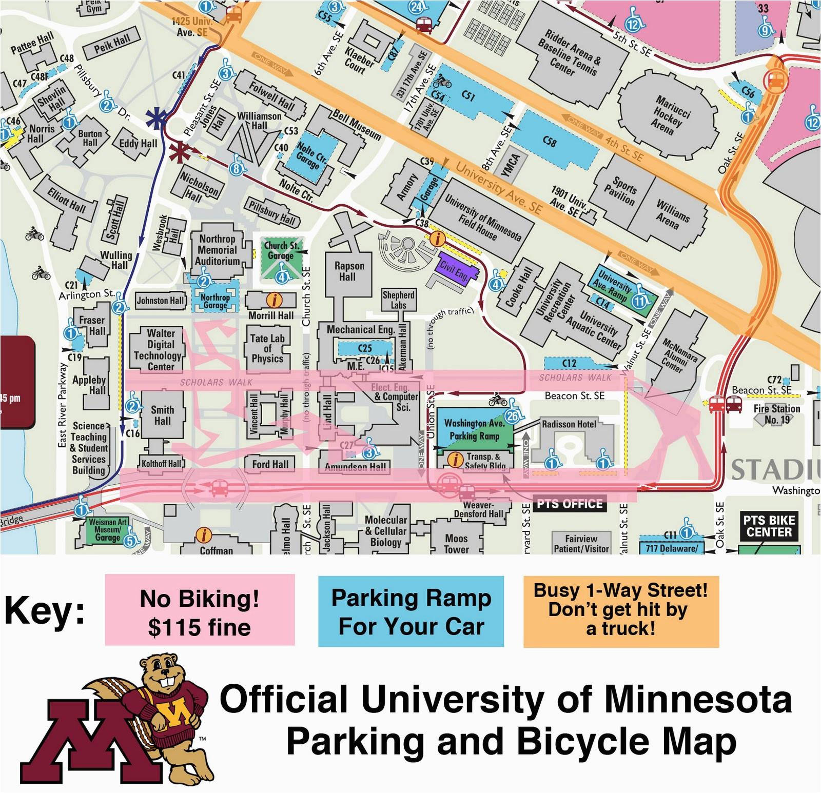 22 simple minnesota campus map afputra com